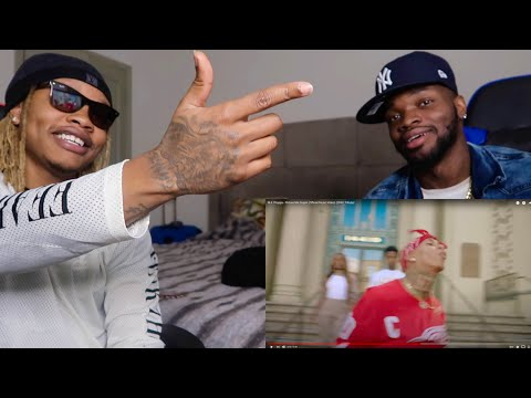 NLE Choppa – Picture Me Grapin (Official Music Video) (2PAC Tribute) – REACTION