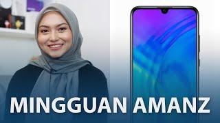 Mingguan Amanz - 5G Malaysia, Galaxy Fold Malaysia, WhatsApp PDRM