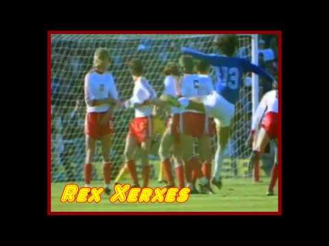 Brazil Vs Poland World Cup 1978 Nelinho Free Kick HD