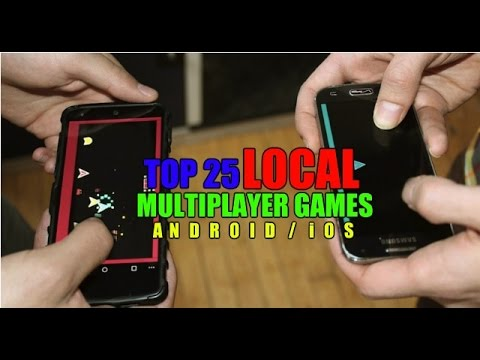 Top 25 Local multiplayer games for Android/iOS (Wi-Fi/Bluetooth) 2016