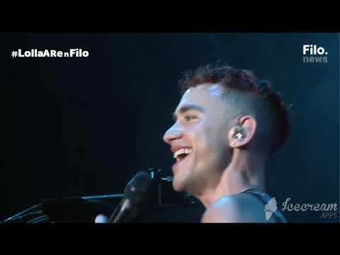Years and Years-Shine Lollapalooza Argentina 2019