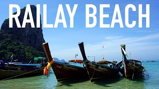 I BLOODY LOVE THIS PLACE! | Railay Beach, Thailand