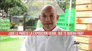 Leon Center. Interview with Felipe Felipe