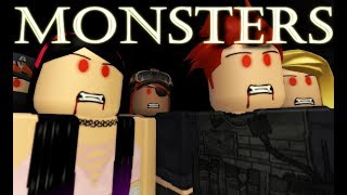 MONSTERS - Vampire Roblox Series - Season 2 Episode 1