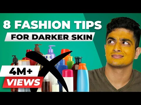 Secret Behind FAIRNESS - 8 Grooming & Fashion Tips for Dark Skin Men | BeerBiceps How to Become Fair