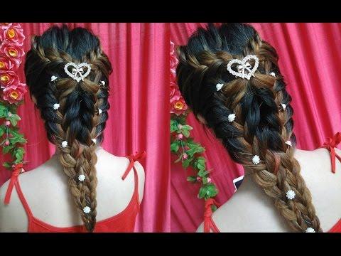 Hairstyles - Tết Tóc Cô Dâu Đẹp Lung Linh