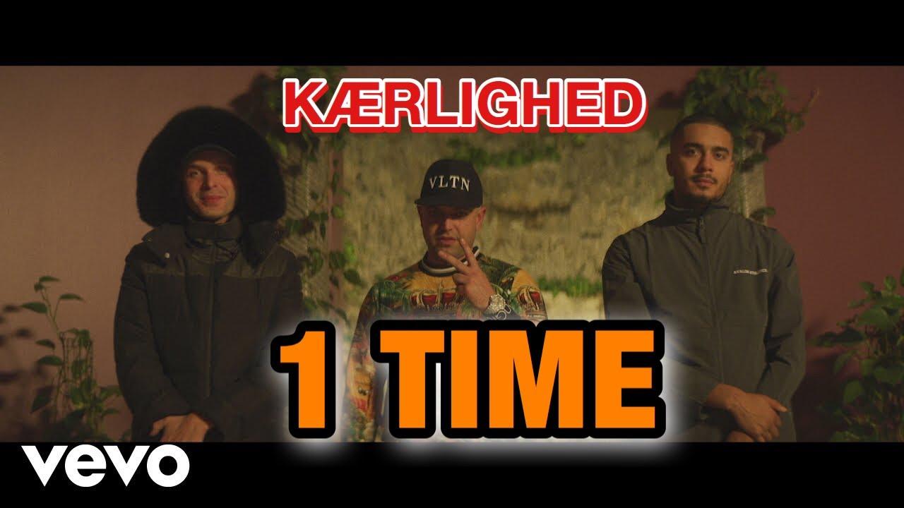 { 1 Time } ATYPISK - KÆRLIGHED (Ft. Gilli & Kesi)