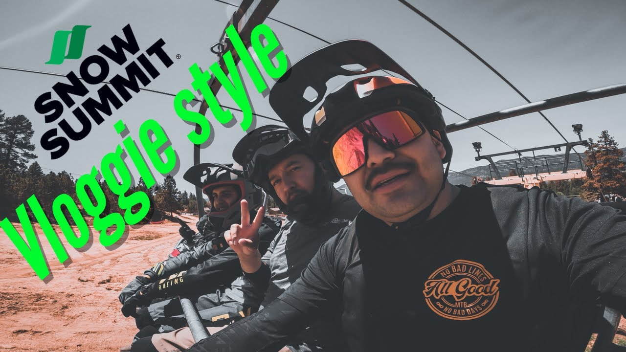 Vloggie style @ Snow Summit