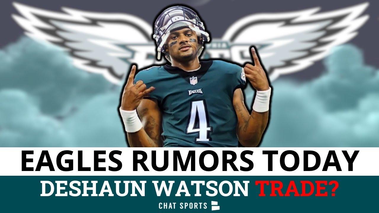 Rumor: Deshaun Watson Trade Talks Heating Up With Eagles