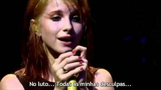 Paramore - In The Mourning/Landslide - Legendado PT/BR
