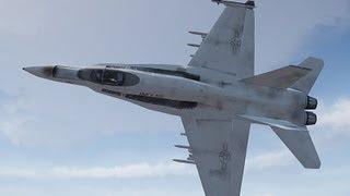 GTA 4 F/A-18 Hornet (Battlefield 2)