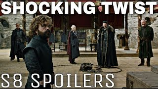 S8 Finale: Shocking Plot Twist In The Finale! - Game of Thrones Season 8 (End Game)