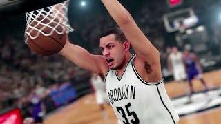 NBA 2K16 - MyCareer: The Whole Story Trailer