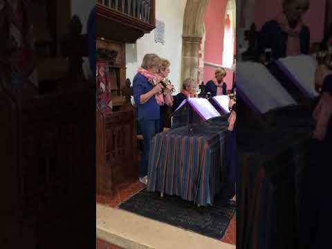 """Cielito Lindo"" - for 2-octave handbel choir - The Fyfield Handbells Ringers"