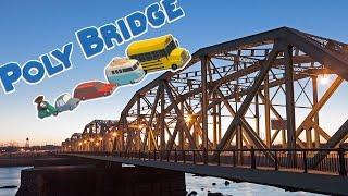 橋作ってたらジャンプ台になった thumbnail