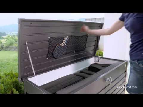 biohort freizeitbox youtube. Black Bedroom Furniture Sets. Home Design Ideas