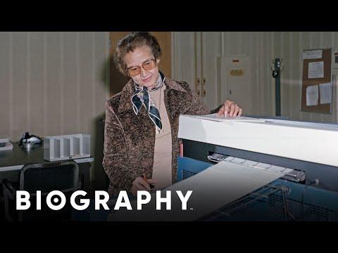 Katherine Johnson, NASA Mathematician   Biography