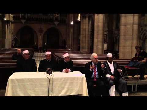 Jean Maher -Union Mondiale des Experts de l'Islam pour la Paix et contre la Violence