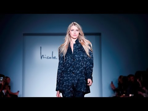 Nicole Miller | Fall Winter 2018/2019 Full Fashion Show | Exclusive