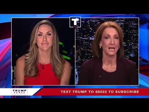 Trump Campaign Real News Insights 11/30/17 Lara Trump Weekly Update on President Donald Trump News