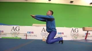 Знаменитый гимнаст Антон Голоцуцков. Уроки/Советы