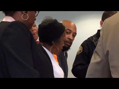 Mother of murder victim asks why, killer won