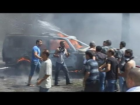 Deadly car bomb carnage in the Lebanese city of Tripoli