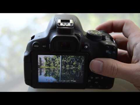 Canon EOS 700D Tutorial