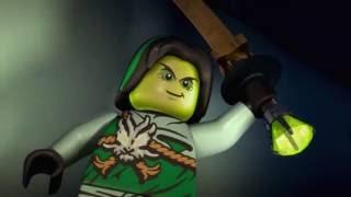 LEGO Ninjago Kötü Adamlar - Morro'nun Hikayesi