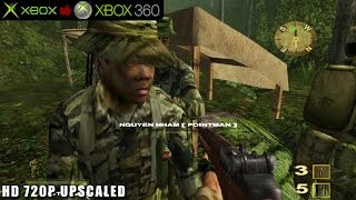 Vietcong: Purple Haze - Gameplay Xbox HD 720P (Xbox to Xbox 360)