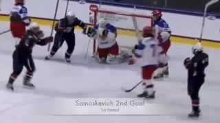 Highlights from U.S. Women's Under-18 Team's 7-1 Victory Over Russia