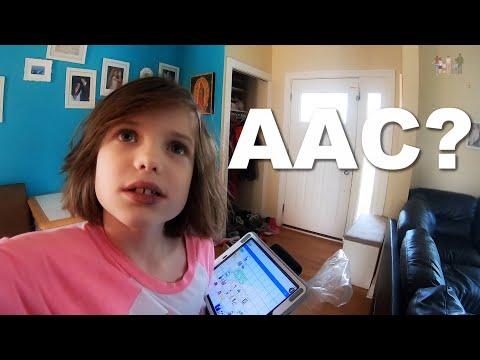 Autism  Trying Out an AAC Device