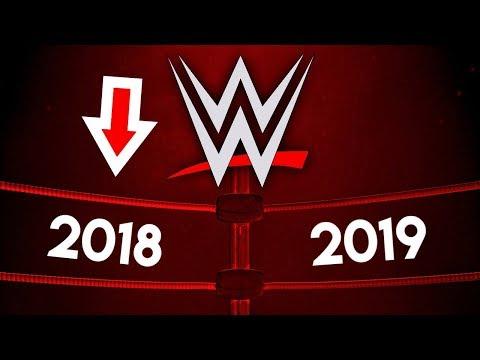 WWE IN EINEM JAHR - 2019: Topstars, Comebacks, Erwartungen!