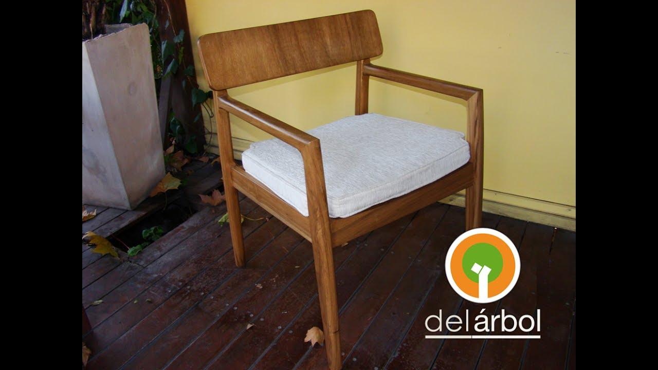 Sillas de madera para comedor del f brica for Fabrica sillas madera