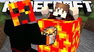 Minecraft Custom Minigame: HOT N' SPICY PVP! - w/Preston & Friends