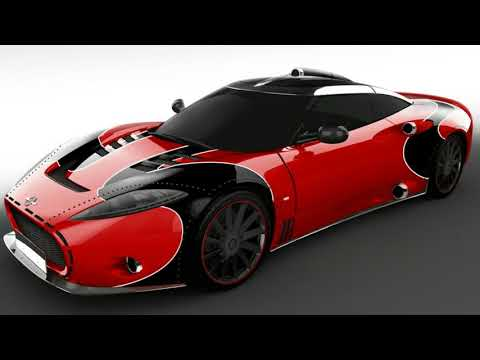 First Drive and Review  :   Spyker reveals special C8 Aileron LM85 to close out model's production