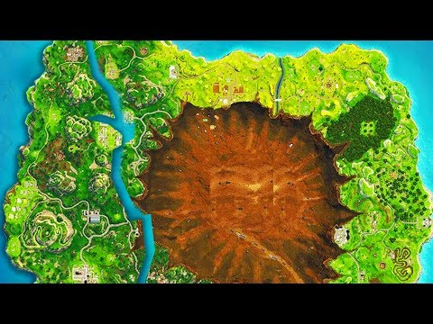 SEASON 5 Fortnite Map Changed Forever..