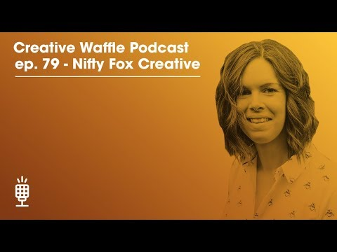 Download Ep 79 - Laura aka Nifty Fox - The power of design