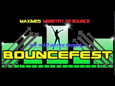 MAXIMES 'MINISTRY OF BOUNCE