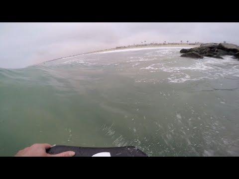 BB Mini Jetty Barrels POV | June 6th | 2017 (RAW FOOTAGE)