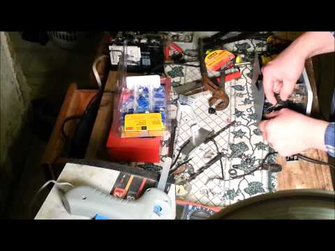 DIY Capacitance Battery Charger, homemade battery charger. Battery desulfator.