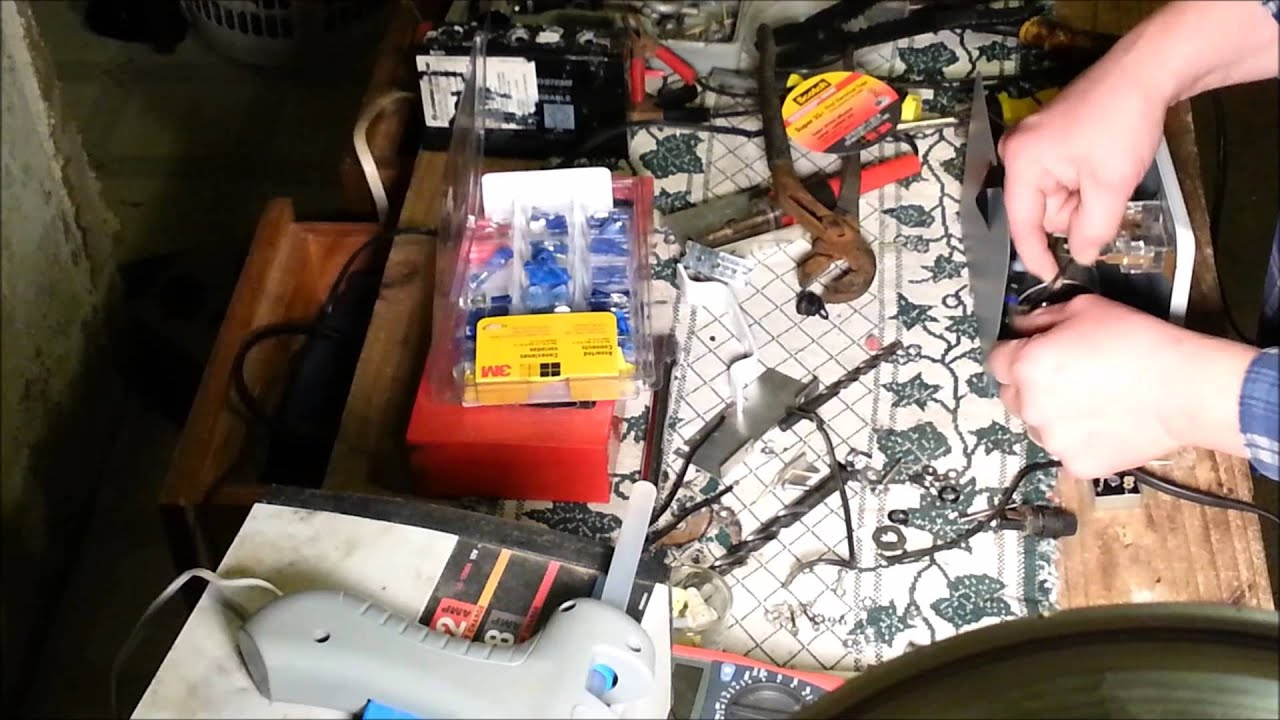 DIY Capacitance Battery Charger, homemade battery charger ...