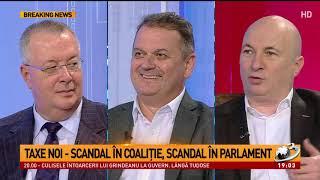 Codrin Ștefănescu, despre Sorin Grindeanu: E mic și scumpic și a fost păcălit de Ponta