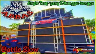 Download Lagu DJ Trap Bantengan Battle slow || Jingle ABBASS audio part 2 By 69 project mp3