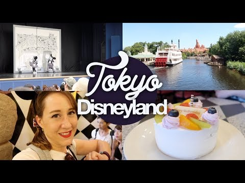 Tokyo Disneyland Day 2 #1! One Man's Dream & Fantasyland Rides & Dining!