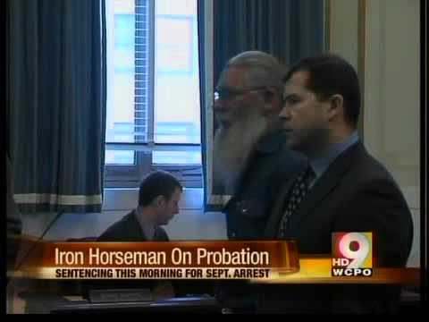 Man sentenced for role in shootout involving Iron Horsemen