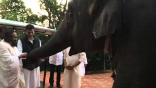 Gurudev concern Indarni