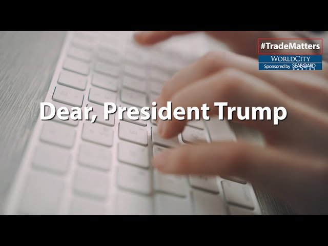 The Letter to President Trump About