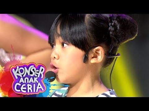 Duh Gemes Banget Sih Neona Pas Nyanyi Aduh Neik  - Konser Anak Ceria (22/7)