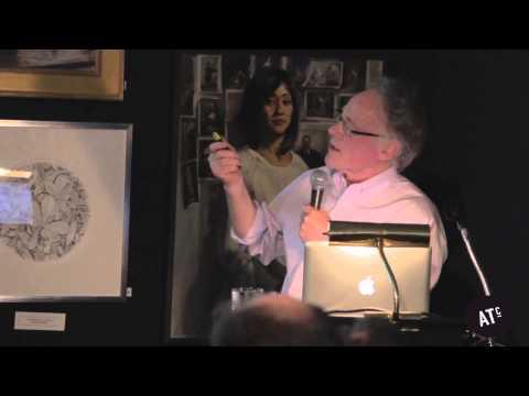 Graham Hancock at the National Arts Club: The research behind his novel War God